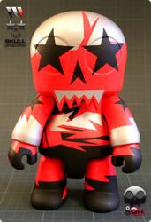 magma Skull Toyer-2 by cebox