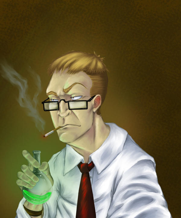 Chemist by onecrazypirate
