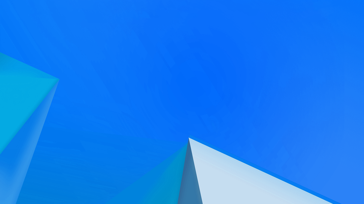 Windows 8.1 wallpaper - Blue by Studio384