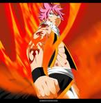 NATSU + POWER Igneel | Fairy tail 464