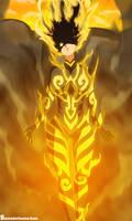 Dimaria  Take Over: God Soul   Fairy Tail 475