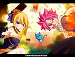 Lucy and Natsu | Fairy tail 478