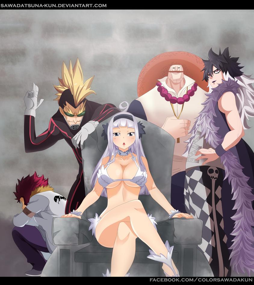 Fairy Tail 486 By Sawadatsuna-kun On DeviantArt