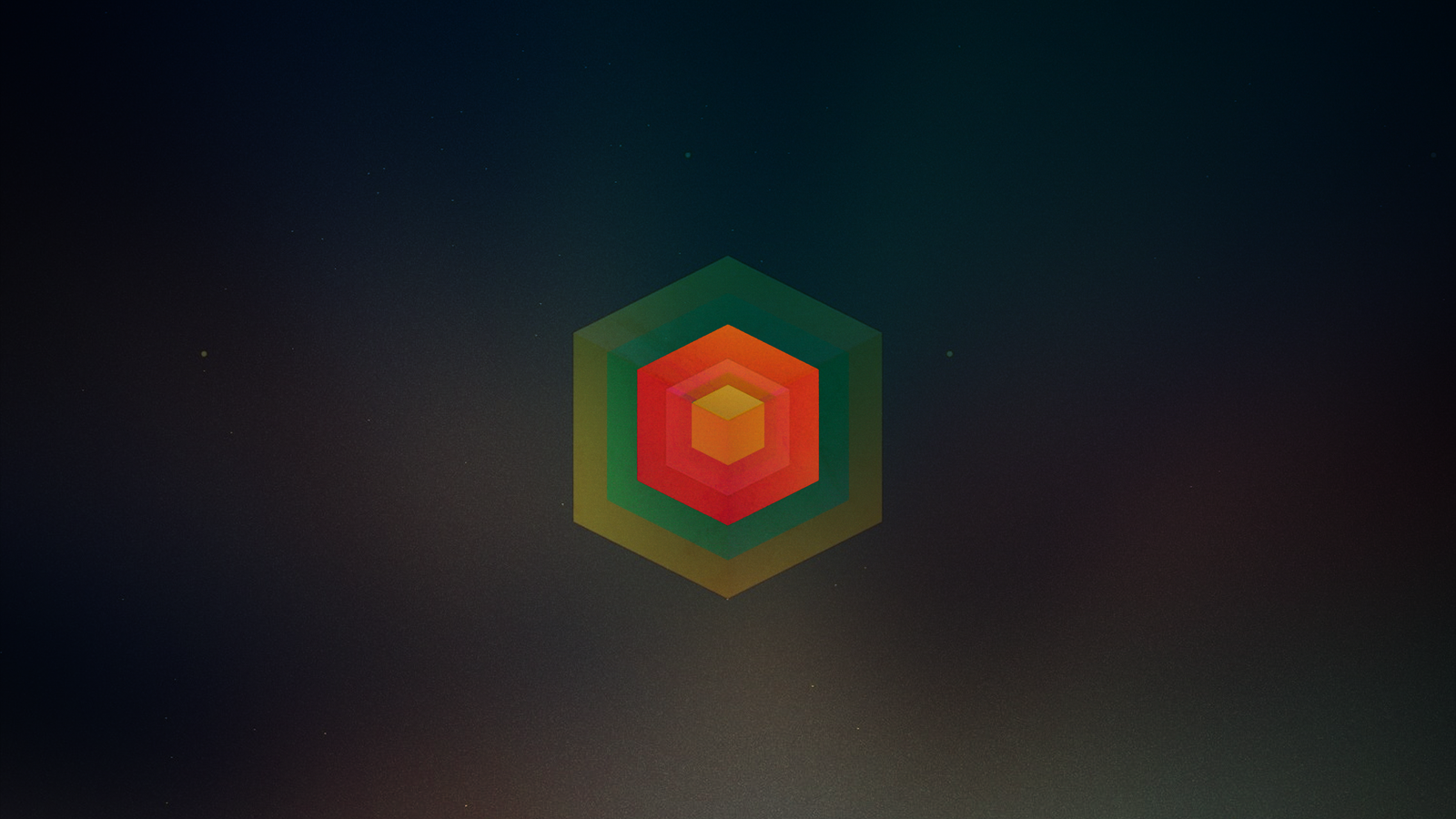 Tesseract minimal wallpaper by skyehunter5 on deviantart for Minimal art reddit