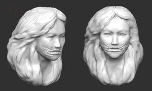 3D-Head2