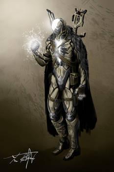 Sci-fi armor 1