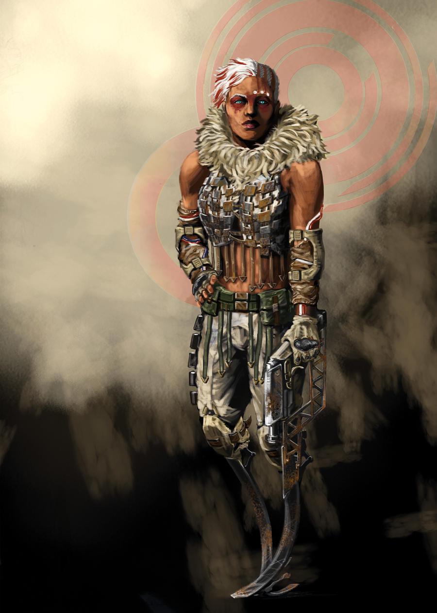 ArtStation Community Challenge_Beyond Human 5