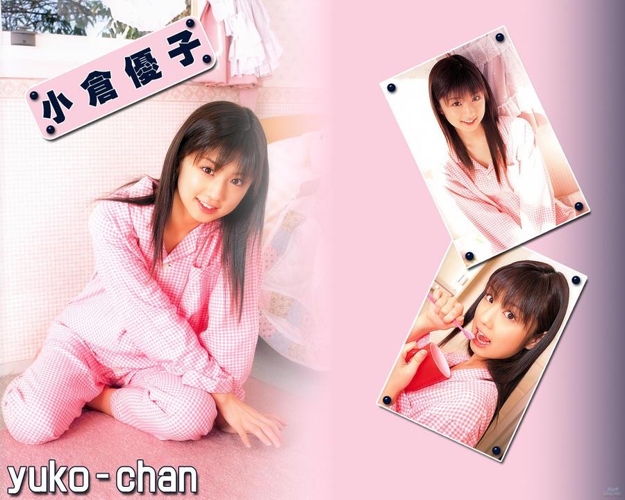 Yuko Ogura 2 by rinaholic