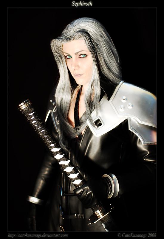 Sephiroth by CatoKusanagi