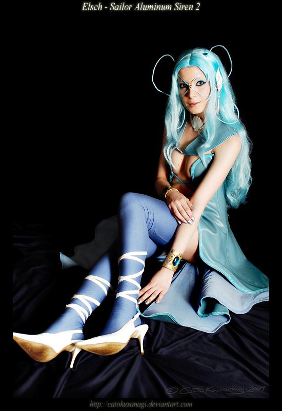 Elsch - Sailor Aluminum Siren2 by CatoKusanagi