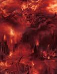 Satan by DanieleValeriani
