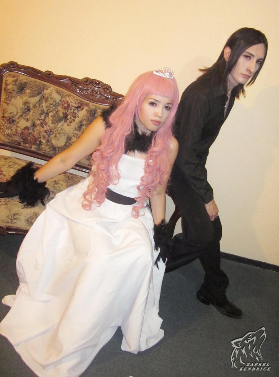 Reira and Takumi by Zafrel Reira and Takumi by Zafrel