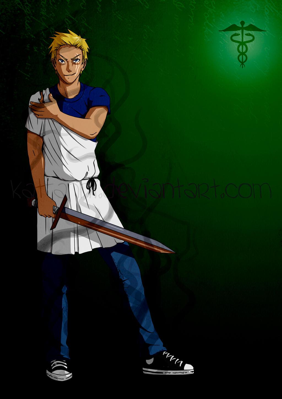 Luke Castellan II - Hermes