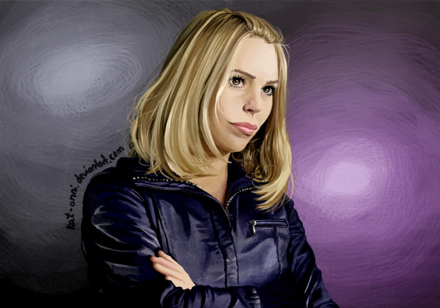 how to draw rose tyler