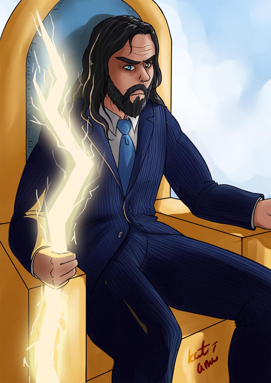 Zeus(PJO/HOO) VS Ichigo(Bleach) | Spacebattles Forums