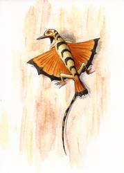 Pecking Dragon