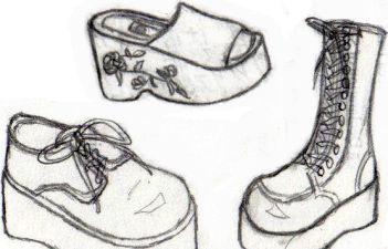 Delia's Shoes