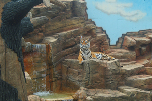 Majestic Stripes II by CRG-Free
