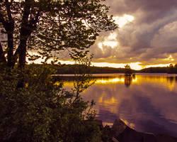 Summer's Night by CRG-Free