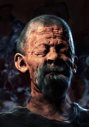 Papa Smoke by ChaseAvano