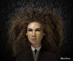 Allison Mecka by ChaseAvano