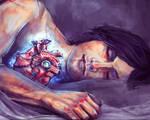 Sleep well (Dishonored Creep!Sleep: Corvo)