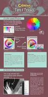 Coloring Tips + Tricks #1 - Preparation and Setup