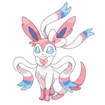 Nymphali - Sylveon-