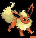 Pyroli - Flareon