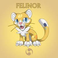 Felinor by AlouNea