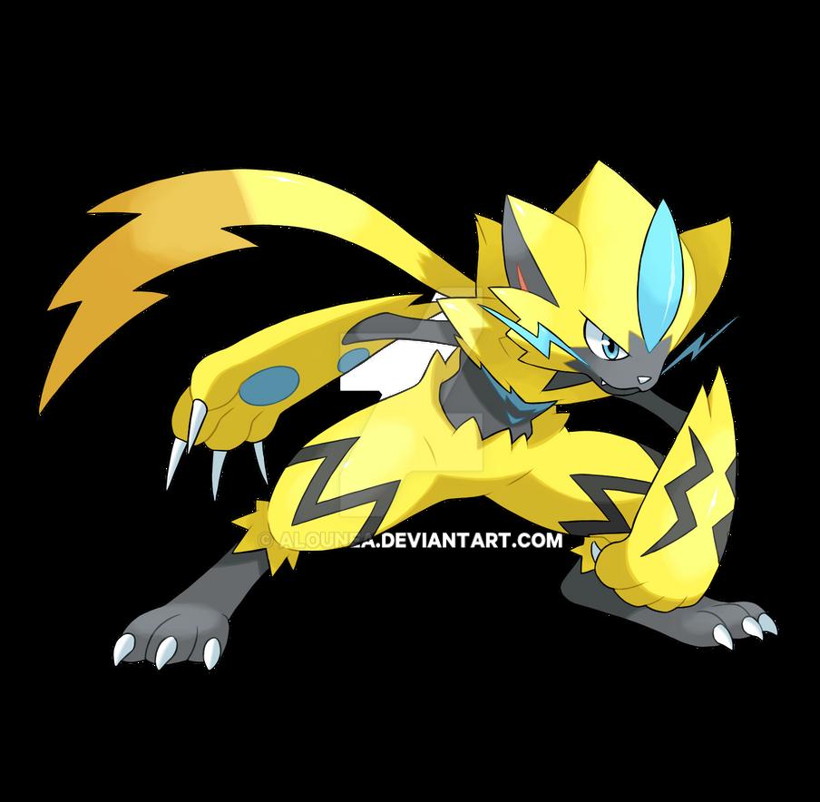 Zeraora Giveaway - Pokemon Ultra Sun / Ultra Moon - Trading Message