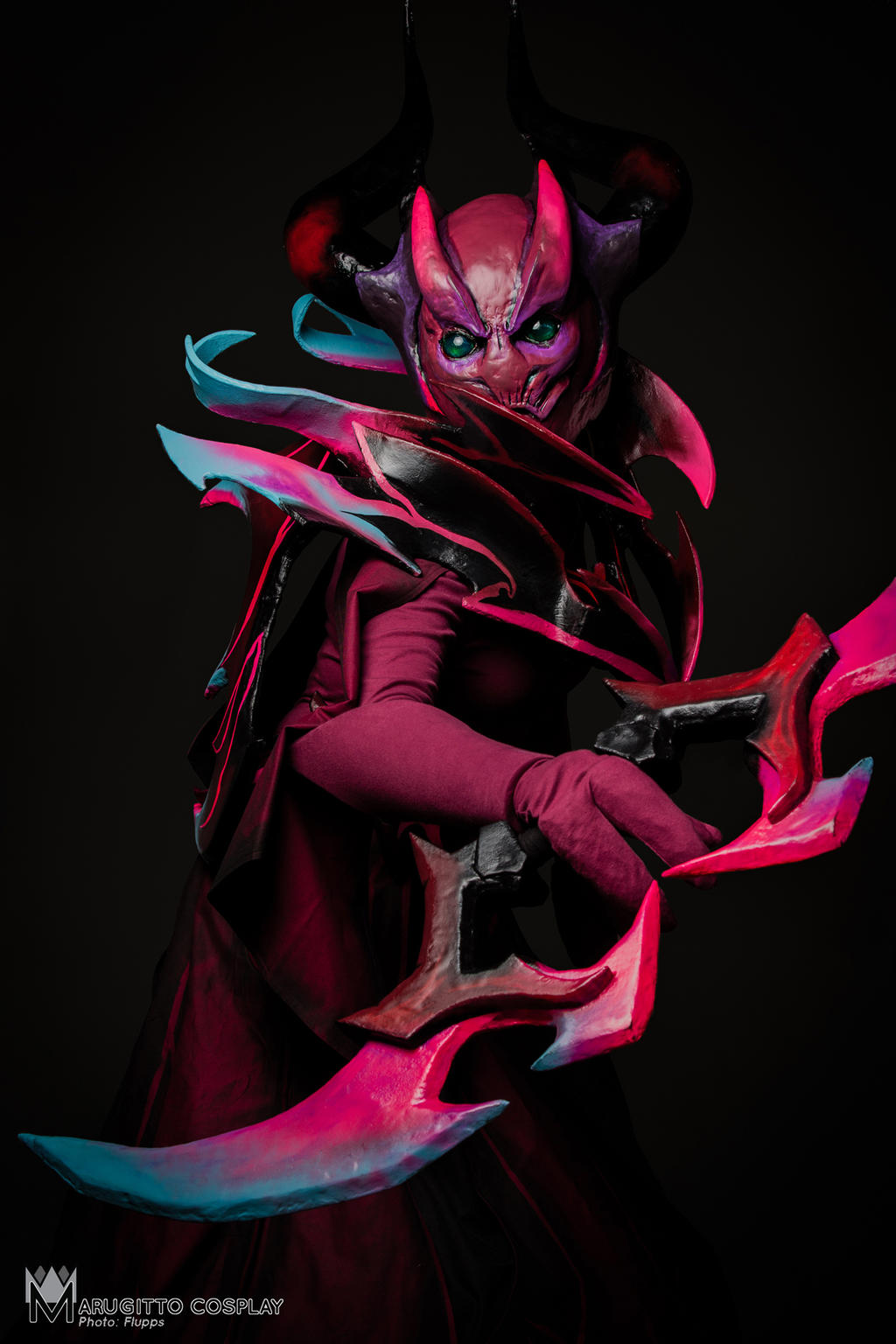 spectre dota2 cosplay by marugitto on deviantart