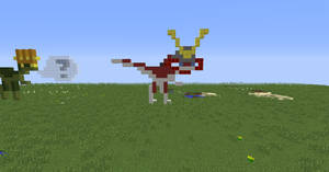 Minecraft Dino Run - ???