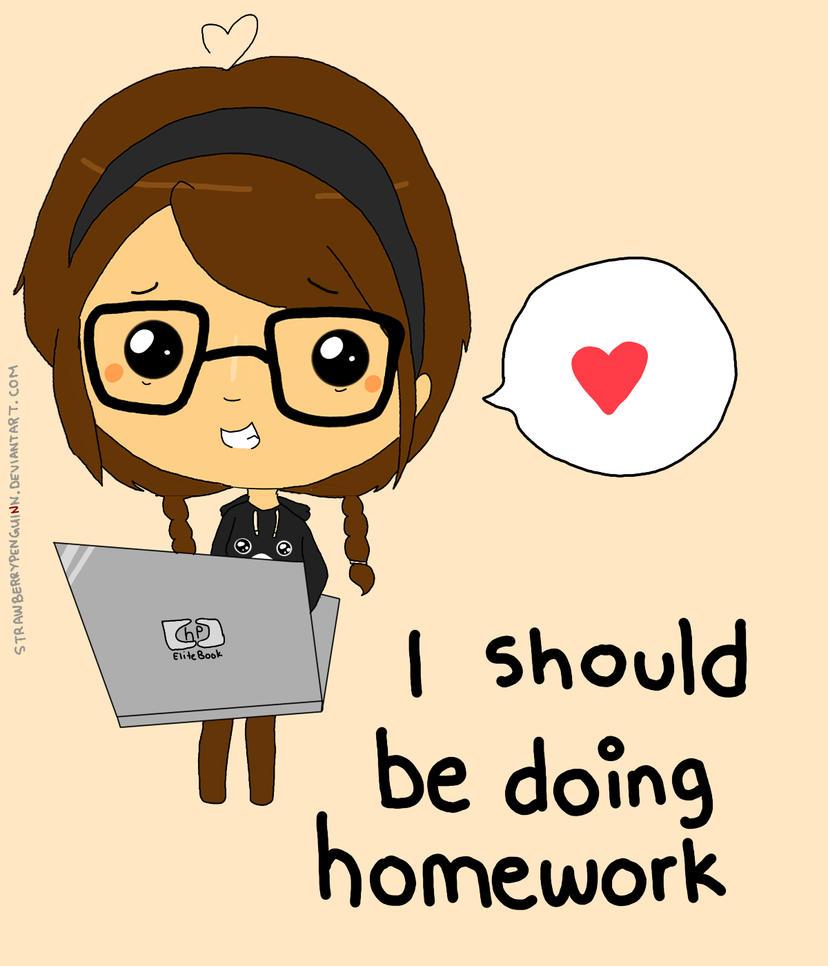 should do my homework