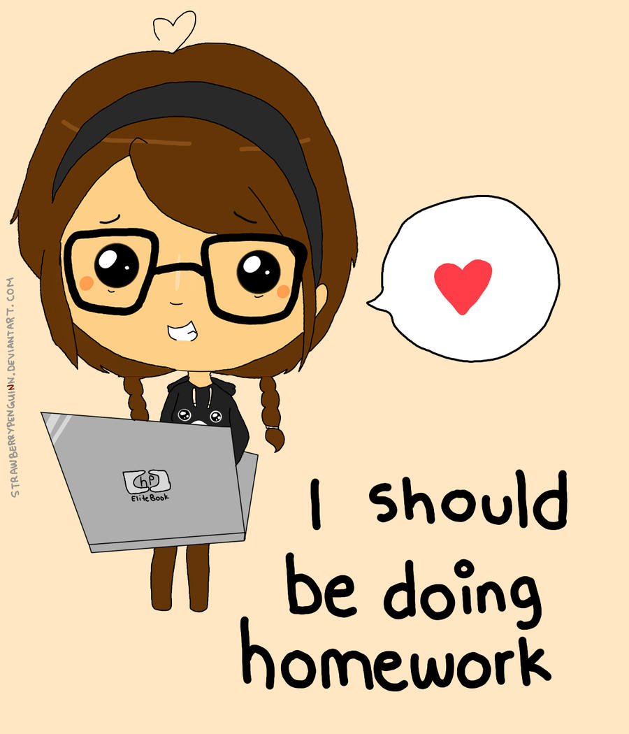 Forgot to do my homework yahoo