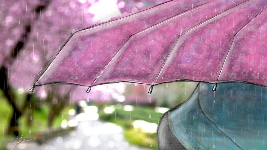 Under The Sakura by Syukmassesdesign