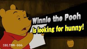 SBLTNN - Winnie the Pooh's Splash Art