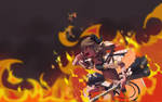 Ifrit Seems a Bit Angry