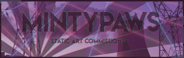 vaporwave banner by Minty-Paws