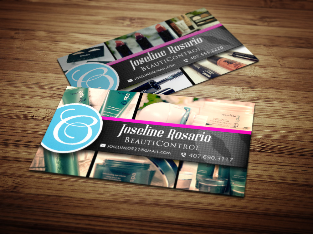 Beauti-control-Business-Card by harckat on DeviantArt