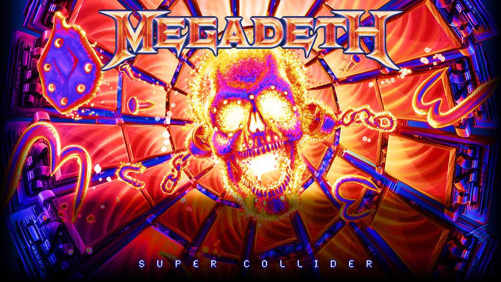 Vic Rattlehead Super Collider By Aerorock36 On Deviantart