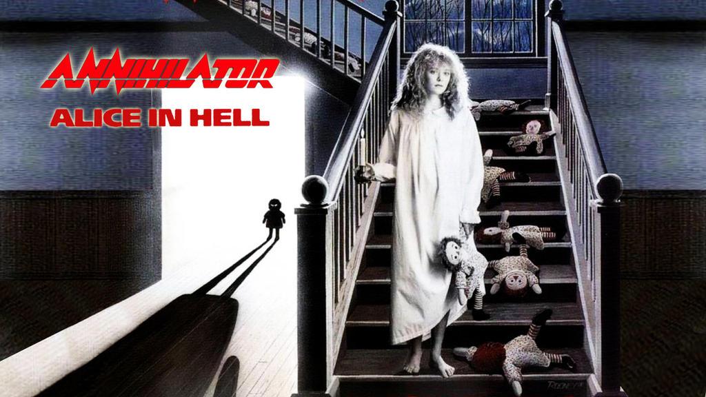 Amazoncom: Alice In Hell: Annihilator: MP3 Downloads