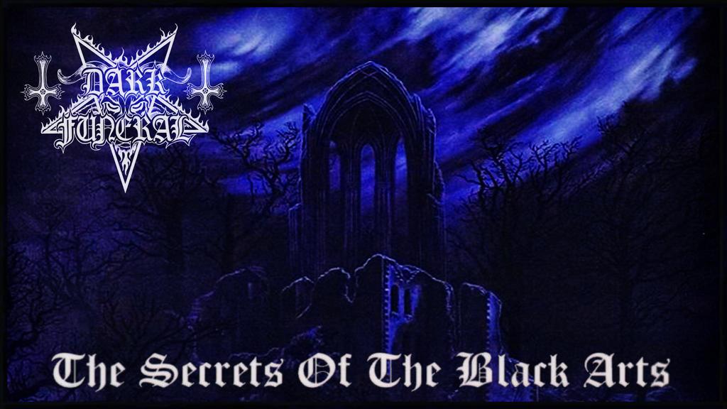 Dark Funeral Secrets Of The Black Arts Wallpaper By