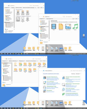 Office Flat IconPack
