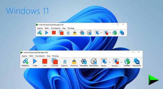 Windows 11 IDM