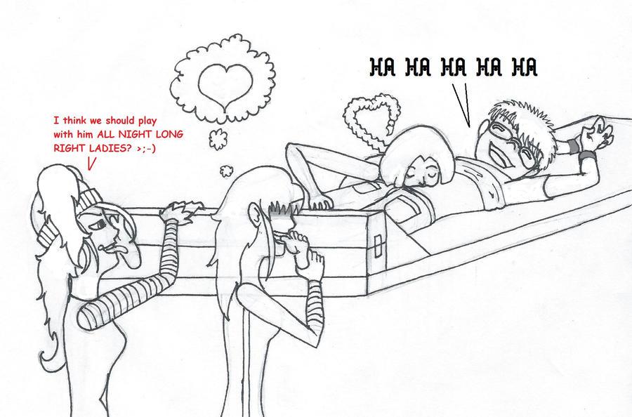 bac tickling comics