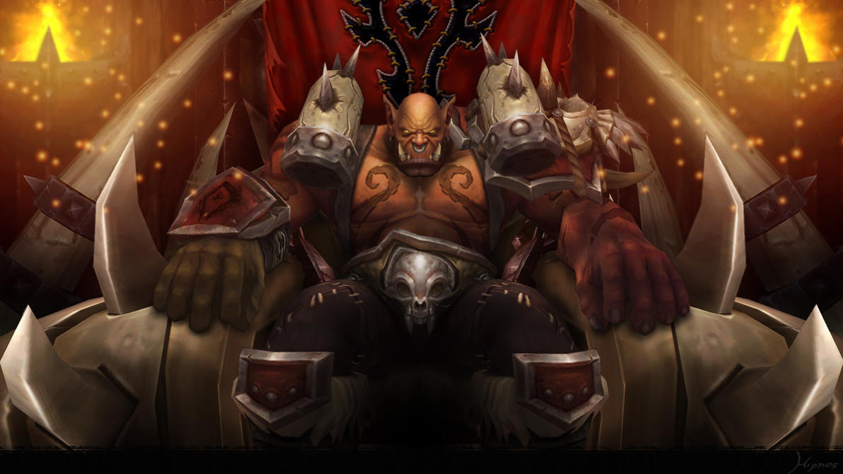 Garrosh by hipnosworld