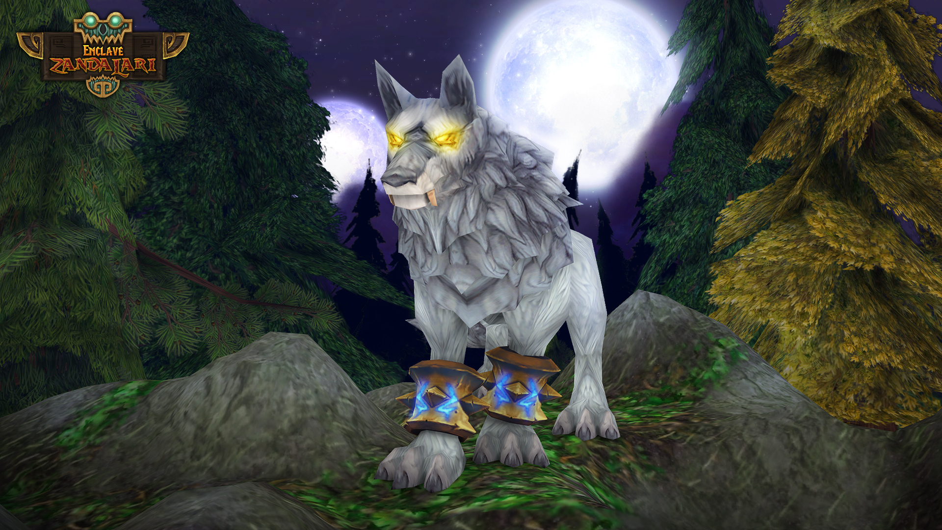 Warlords of Draenor - Ghost wolf - Page 2