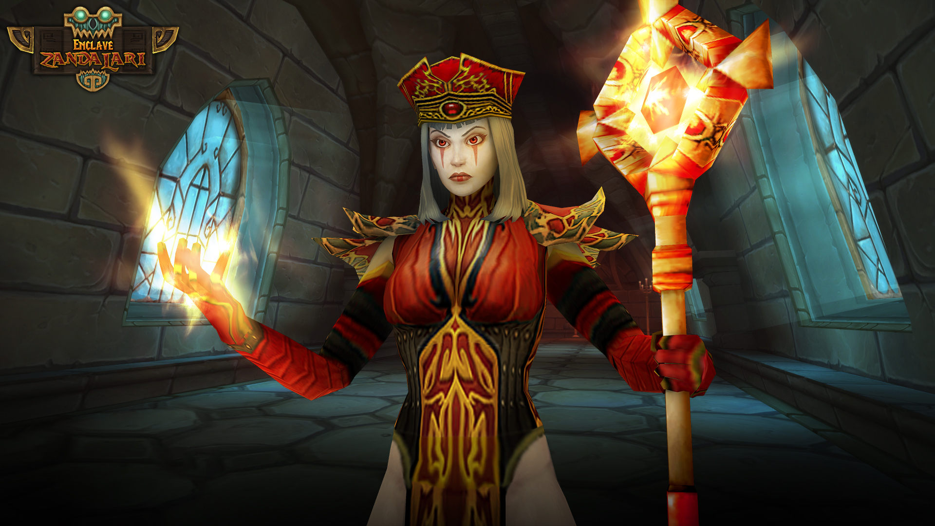 Sally whitemane naked comic