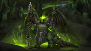 Mannoroth The Destructor